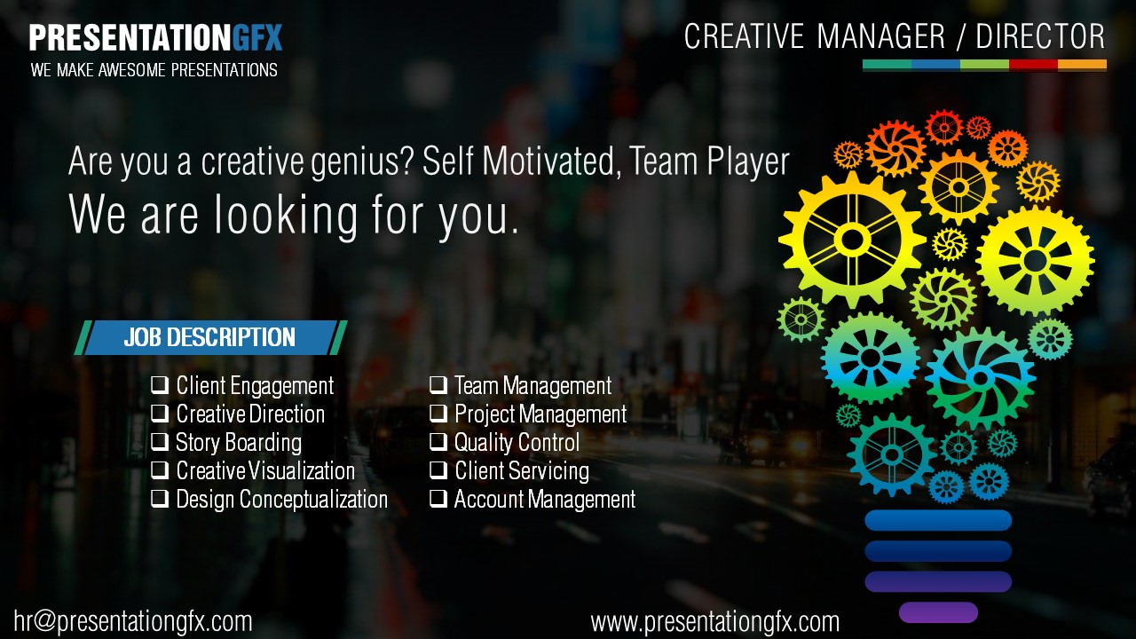 Creative-Manager